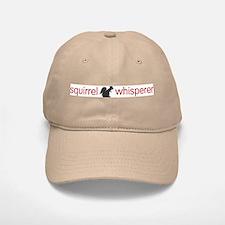 Squirrel Whisperer Cap