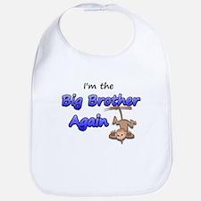 Hanging monkey Big Brother ag Bib