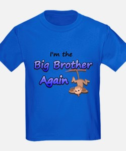 Hanging monkey Big Brother ag T