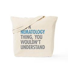 Nematology Thing Tote Bag