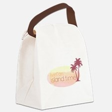 Island time 3 Canvas Lunch Bag