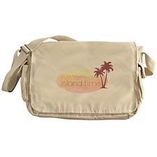 Island time 3 Messenger Bag