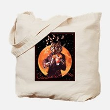Canine Concerto #1 Tote Bag