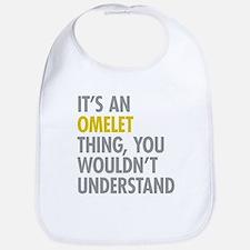 Omelet Thing Bib
