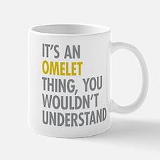 Omelet Thing Mugs