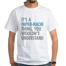 Papier-Mache Thing T-Shirt
