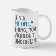 Philately Thing Mugs