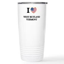 I love West Rutland Ver Thermos Mug