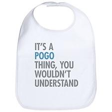 Pogo Thing Bib