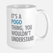 Pogo Thing Mugs