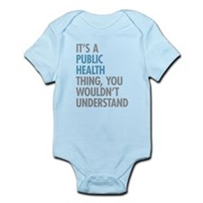 Public Health Thing Body Suit
