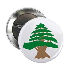 Cedar Tree Button