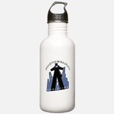 Photography is an addiction Water Bottle
