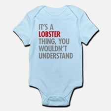 Lobster Thing Body Suit