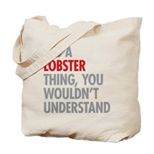 Lobster Thing Tote Bag