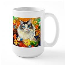 tabby kitty cat Mug