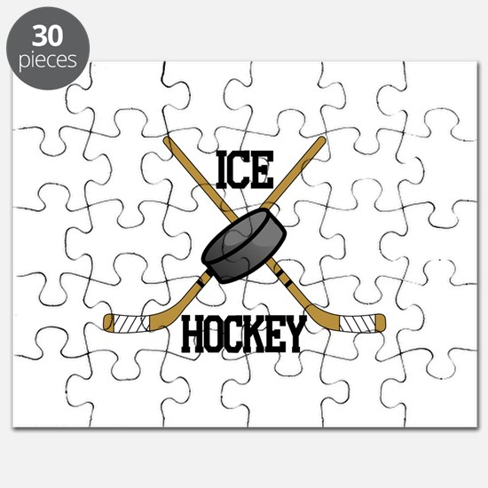 Ice Hockey Puzzle