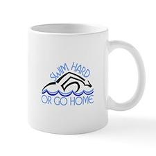 Swim Hard Mugs