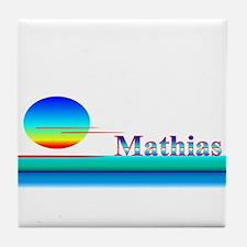 Mathias Tile Coaster
