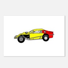 Modified Sportscar Postcards (Package of 8)