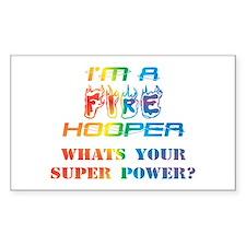 Hula Hoop Dance - I'm a fire hooper - Whats Your S