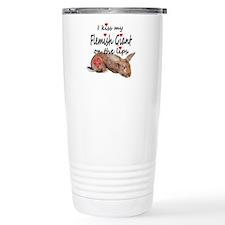 Kiss My Flemish - Sandy Travel Mug