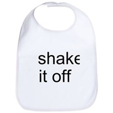 Shake It Off Bib