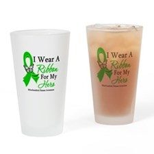Mitochondrial Disease Drinking Glass