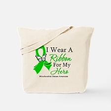 Mitochondrial Disease Tote Bag