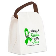 Mitochondrial Disease Canvas Lunch Bag