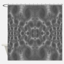 QUANTUM ENTANGLEMENT Shower Curtain