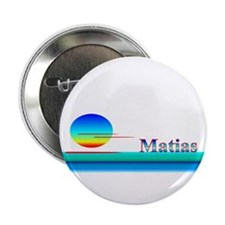 "Matias 2.25"" Button (100 pack)"