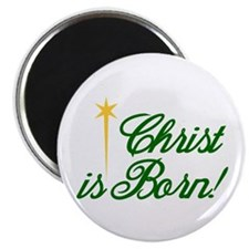 Christ is Born Magnets
