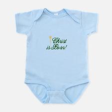 Christ is Born Body Suit