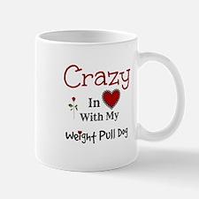 Weight Pull Dog Mugs
