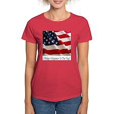 I Pledge Allegiance Tee