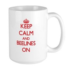 Keep Calm and Beelines ON Mugs