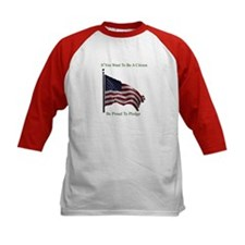 Want To Be A Citizen Tee