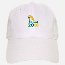 Brasil 2016 Summer Games Athlete Hand Torch Baseba