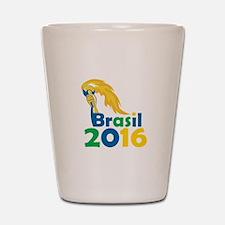 Brasil 2016 Summer Games Athlete Hand Torch Shot G