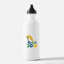 Brasil 2016 Summer Games Athlete Hand Torch Water