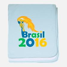 Brasil 2016 Summer Games Athlete Hand Torch baby b
