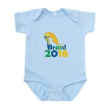Brasil 2016 Summer Games Athlete Hand Torch Body S
