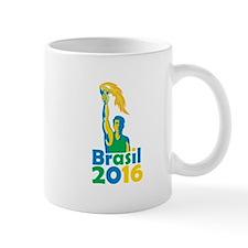 Brasil 2016 Summer Games Athlete Torch Mugs