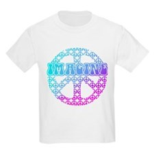 Imagine Peace Signs T-Shirt