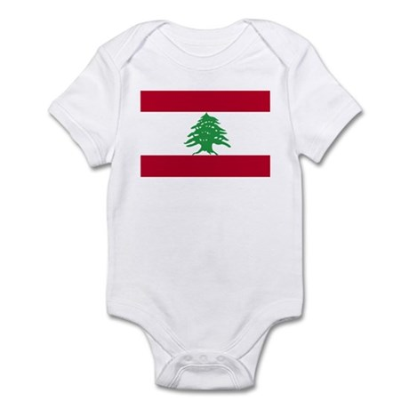 Flag Infant Bodysuit