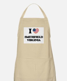 I love Smithfield Virginia Apron