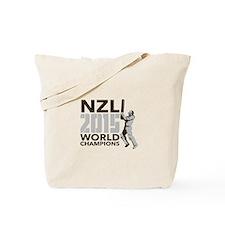 New Zealand NZ Cricket 2015 World Champions Tote B