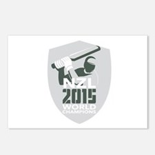 New Zealand Cricket 2015 World Champions Shield Po