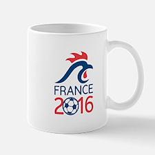 France 2016 Europe Football Championships Mugs